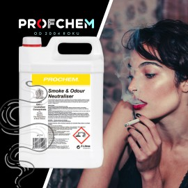 SMOKE & ODOUR NEUTRALISER 5L