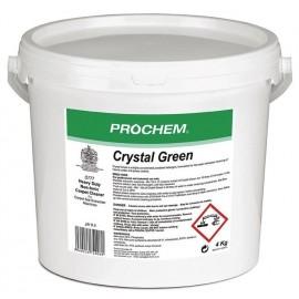 CRYSTAL GREEN
